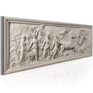 Obraz  Relief: Apollo i Muzy